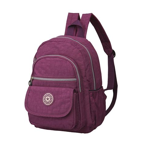 Tas Fashion Flower 1991 1 new fashion junior high school school students bags ୧ʕ ʔ୨ backpacks backpacks mochila
