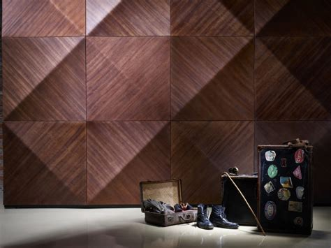 Unique Wall Treatments Design Ideas Handcrafted 3d Wooden Wall Coverings Design Milk