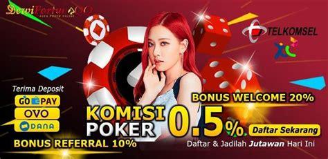 dewifortunaqq agen poker deposit pulsa  indonesia   poker takdir luhan