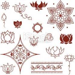 Mehndi Lotus Flower Henna Lotus Flower Mehndi Lotus Flower Tats