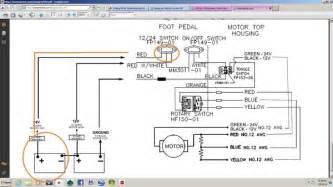 trolling motor battery diagram