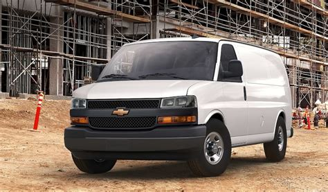 Chevrolet Express 2020 by 2020 Chevrolet Express 2500 Cargo Colors Changes Release