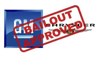 Gm Chrysler Bailout Auto Bail Out Worth It Absolute Rights