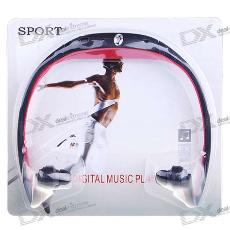 usb rechargeable trendy sport mp3 player 2gb free