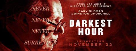 darkest hour release date uk last week at the movies week ending 1 10 18