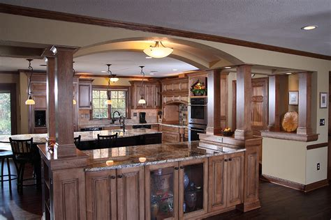 Center Island Kitchen Designs open shelves kitchen kitchen islands with columns and