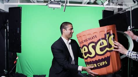 ajit pai reese s ajit pai drinking from a giant reese s mug youtube