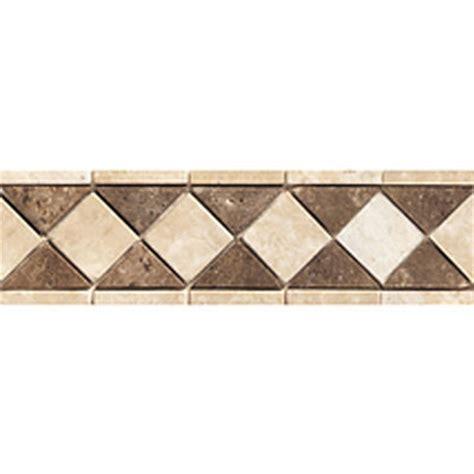 decorative tile borders daltile decorative borders sand walnut