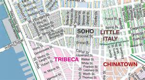 Soho New York Map by New York City Maps And Neighborhood Guide Nymetroparents