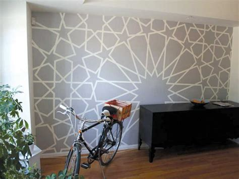 pattern wall painting techniques decorative painting how to transform a room with a few