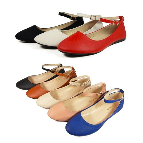 flat shoe with ankle new ankle ballet flats casual slip on