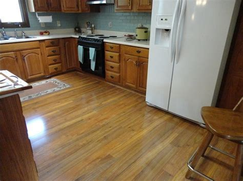 Laminate Flooring for Kitchen to Add More Aesthetic