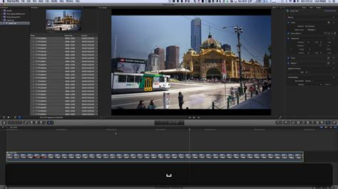 final cut pro time lapse creating a time lapse in final cut pro x on vimeo