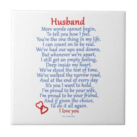Unconditional Gift Letter Poems For Husband From Husband Gifts From Zazzle By Nikiclix J My