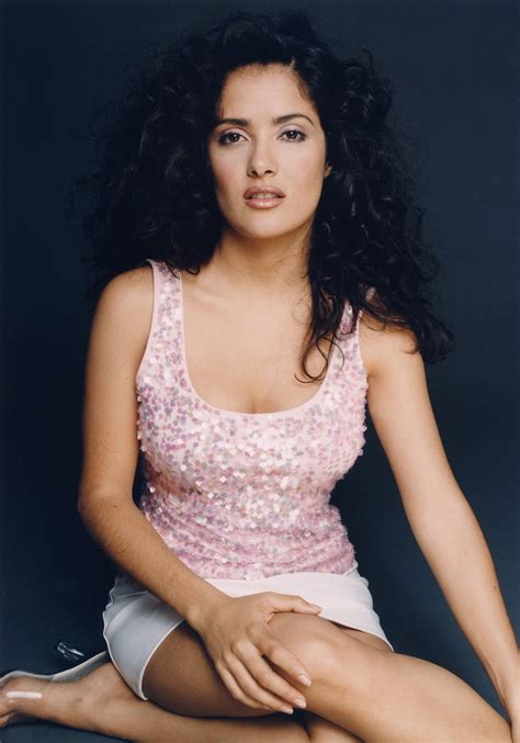 A Salma Hayek by World Most Beautiful Salma Hayek Legs And