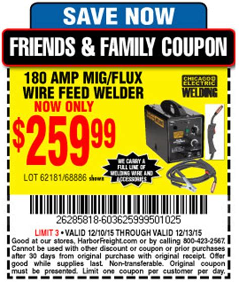 harbor freight tools coupon   coupons