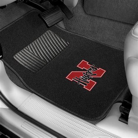 pilot 174 fm 901 collegiate floor mats with nebraska logo