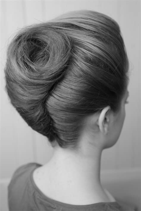 large hair pleats french pleat photo by simon goodwin www