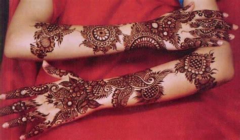 mehndi back design 2016 latest new bridal or dulhan mehndi designs 2016 for full hands
