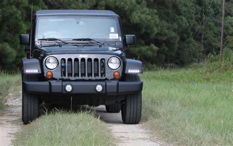 Led Jeep Lights Wrangler Myled Jeep Wrangler Led Daytime Running Light System