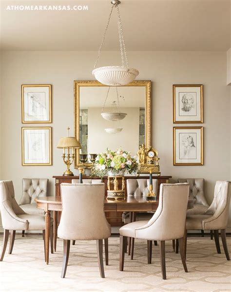 decorate dining room 25 best ideas about dining room mirrors on