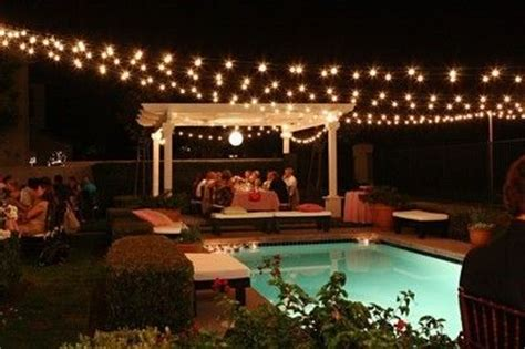 100 Foot Globe Patio String Lights 100 Foot Globe Patio String Lights Set Of 100 G50 Clear Bulbs With White Cord Set Of Patio