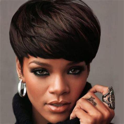 short mushroom style wigs fashion black women s wig charming short mushroom head cut