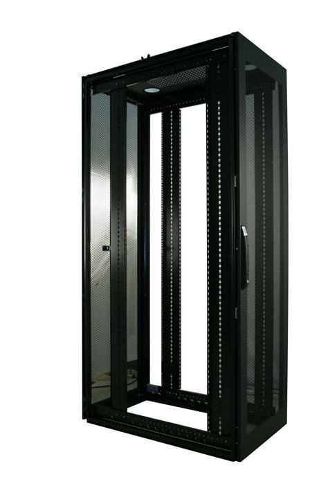 80 quot h x 24 quot w x 42 quot d server rack cabinet enclosures model