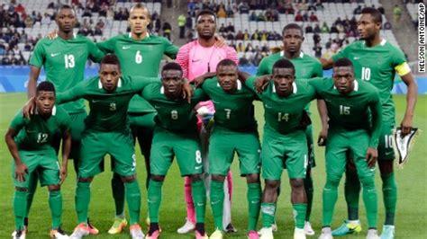 nigeria football team nigeria says s soccer team not going on strike cnn