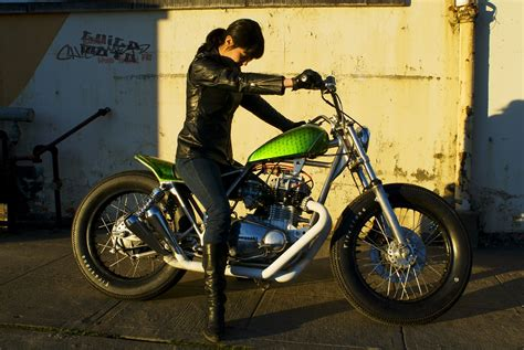 Honda Motorrad Garage L Rrach by E La Kawa Rocketgarage Cafe Racer Magazine