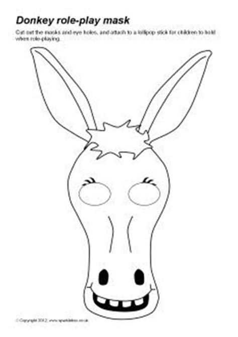 christmas show 2013 on pinterest masks donkeys and