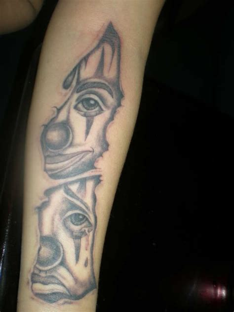 smile tattoo 97 best images about theater mask on
