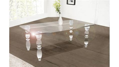 Table Basse Transparente But by Table Basse Transparente Collection Clara Style Baroque