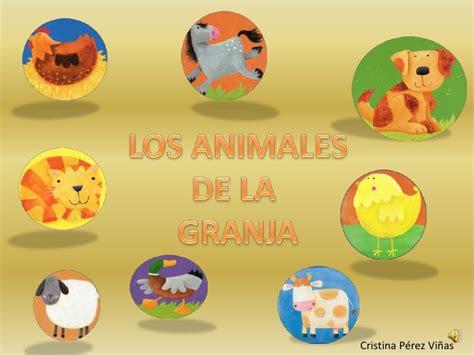 libro la granja y sus cuento los animales de la granja