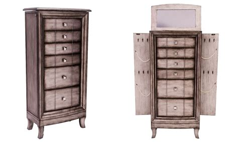 hives honey natalie jewelry armoire groupon