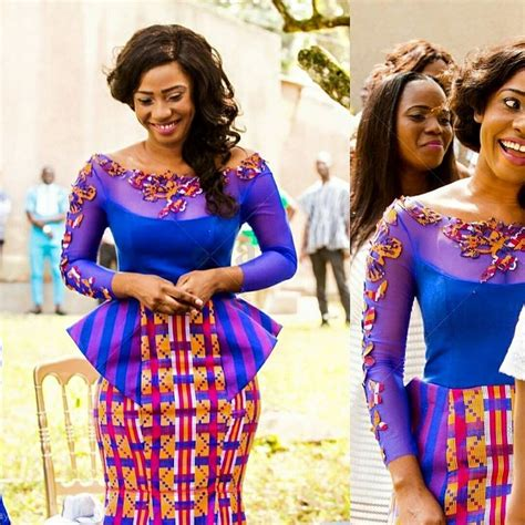 kente styles for women 58 best images about mariage africain on pinterest