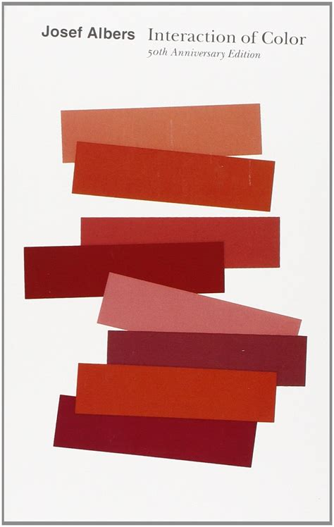 josef albers interaction of color 50 books for designers to read in 2016