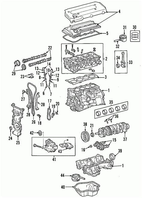 Toyota Camry Parts Diagram