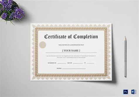 bachelor degree template 38 sle certificate templates pdf doc free