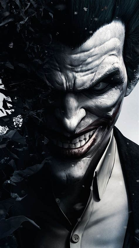 Batman Joker game wallpaper #Iphone #android #batman #