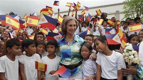 filipinas espaola la reina visita en filipinas proyectos de la cooperaci 243 n espa 241 ola abc es