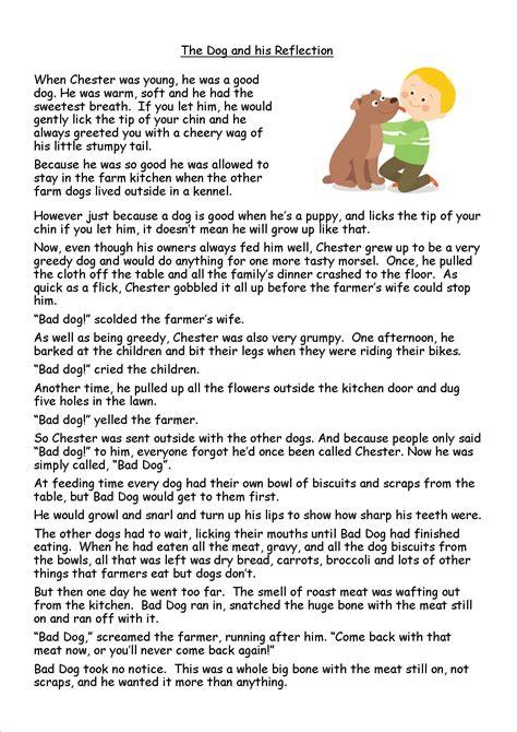 Fables Comprehension Worksheets by Eyfs Ks1 Ks2 Sen Ipc Literacy Sats Reading