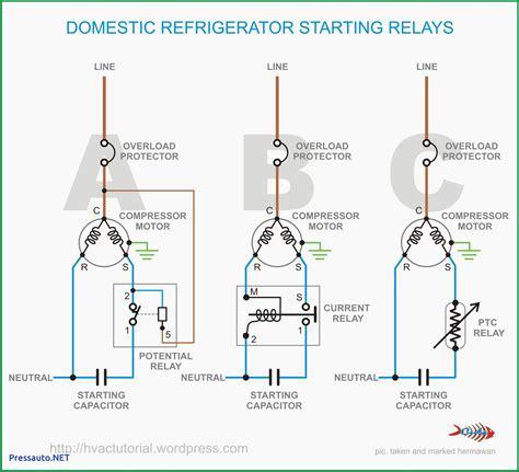 refrigeration basic refrigeration circuit diagram
