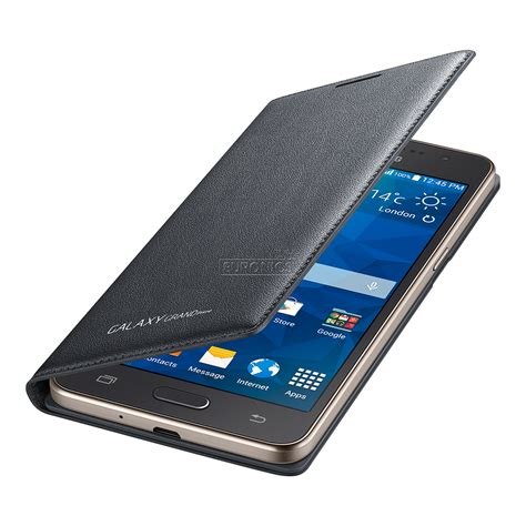 Flip Cover Samsung Grand Prime galaxy grand prime flip wallet cover samsung ef wg530bsegww