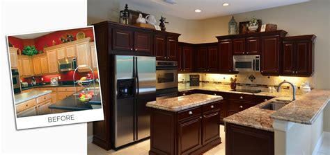 kitchen cherry kitchen cabinets cabinet refacing kit cabinet refinishing homespaces