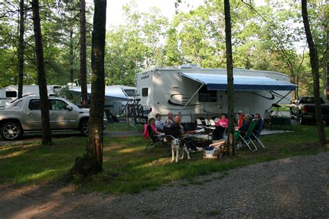 Cabin Cing In Michigan by Cgrounds In Michigan With Hook Up