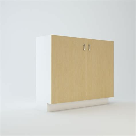Shallow Cabinet With Doors Base Shallow Cabinet 42 Quot Wide For Two Doors