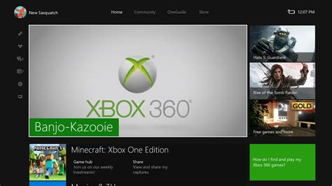 change home layout xbox one the xbox one revisited microsoft s console has gotten