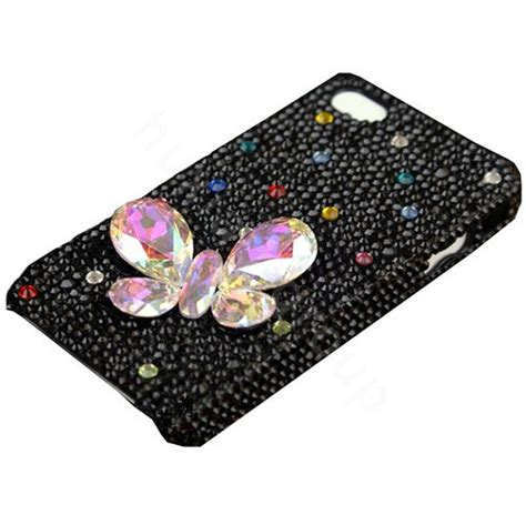 Op5013 Bling For Iphone 4 4s 4g Kode Bi 8 buy wholesale iphone 4g bling butterfly