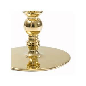 Gold Candle Holders Ceramic Candle Holder Gold Designer Jaime